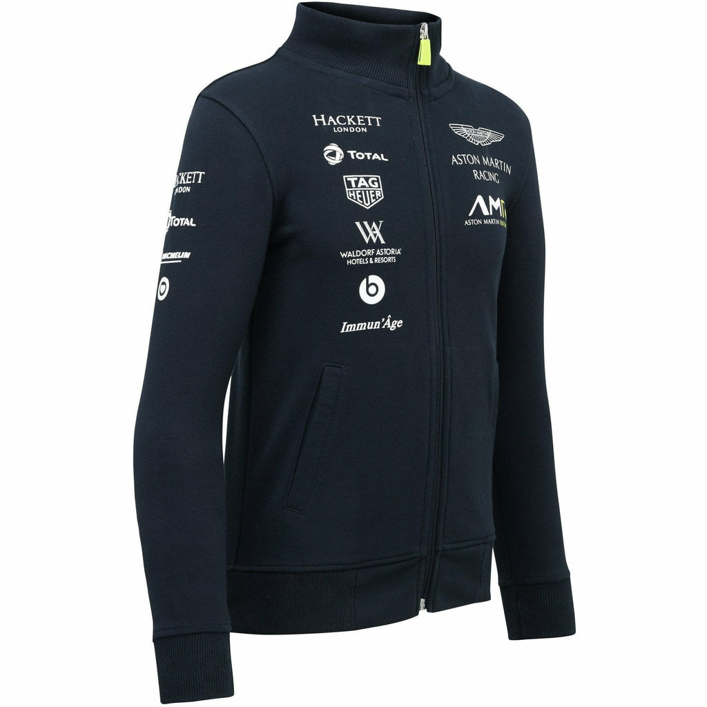 Aston Martin Racing 2019 Men's Team Sweatshirt Navy Blue