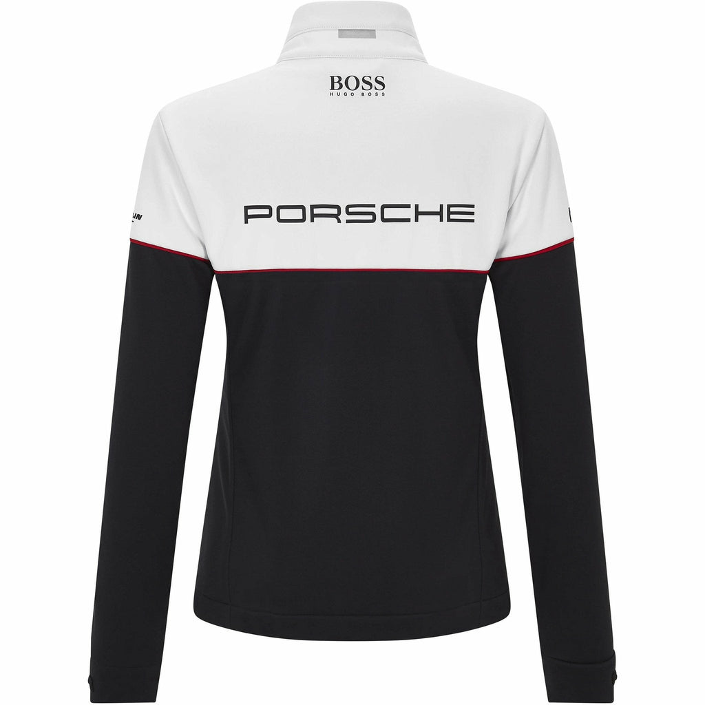 Porsche Motorsport Women's Team Softshell Jacket w/Motorsport Kit