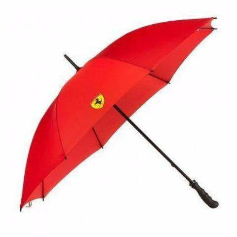 "Scuderia Ferrari 27"" Polyester Red Umbrella"