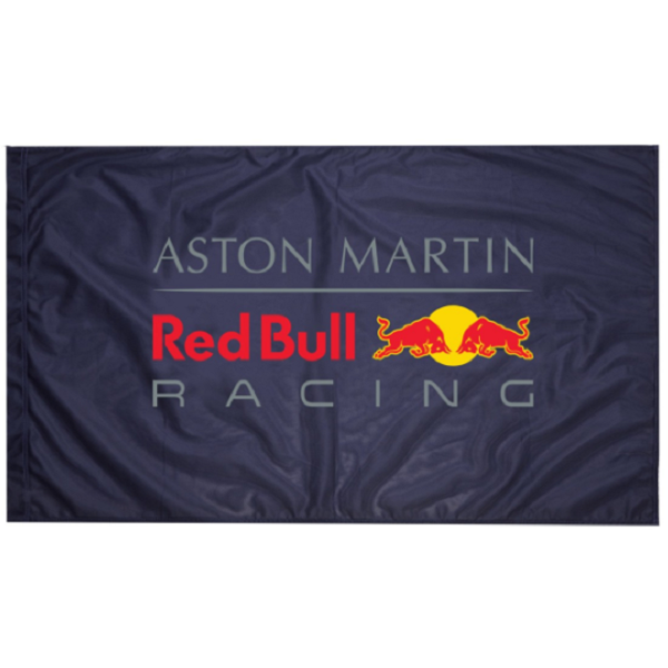 Red Bull Racing Formula 1 Aston Martin 2018 Fan Flag