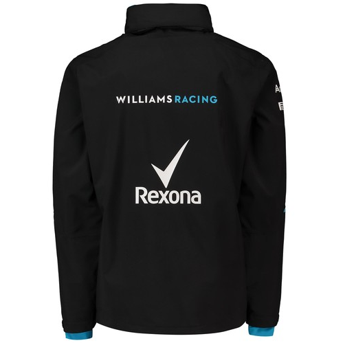 Williams Racing 2019 Men's Team Rain Jacket