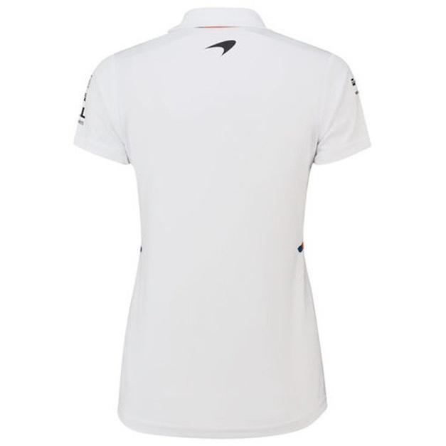 McLaren F1 2019 Women's Team Polo Shirt White