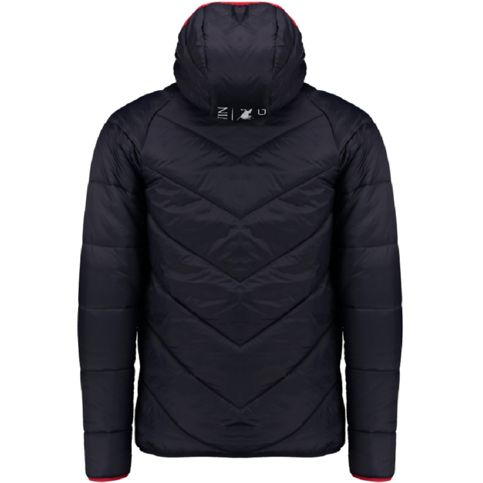 Red Bull Formula 1 Aston Martin 2018 Men's Blue Padded Jacket