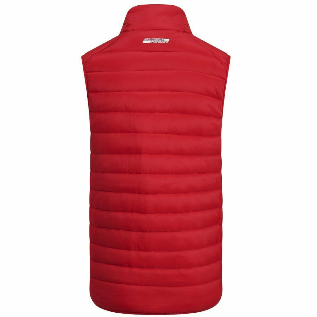 Scuderia Ferrari Men's F1 Red Vest