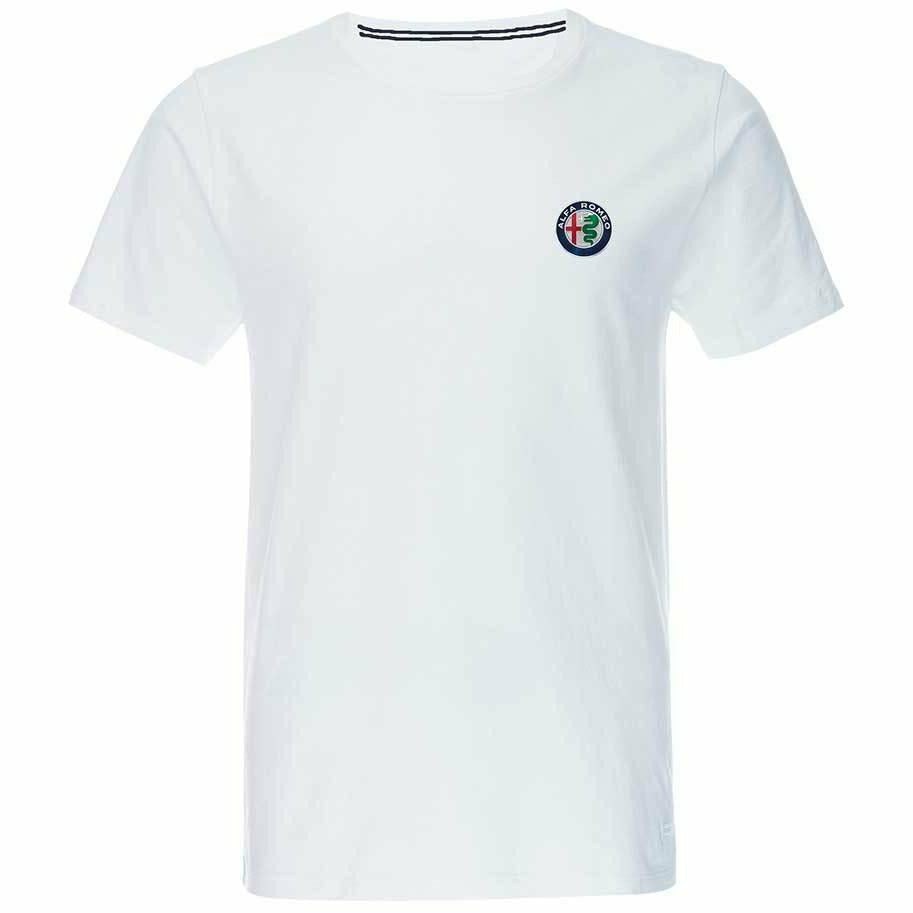 Alfa Romeo Racing F1 Men's White T-Shirt