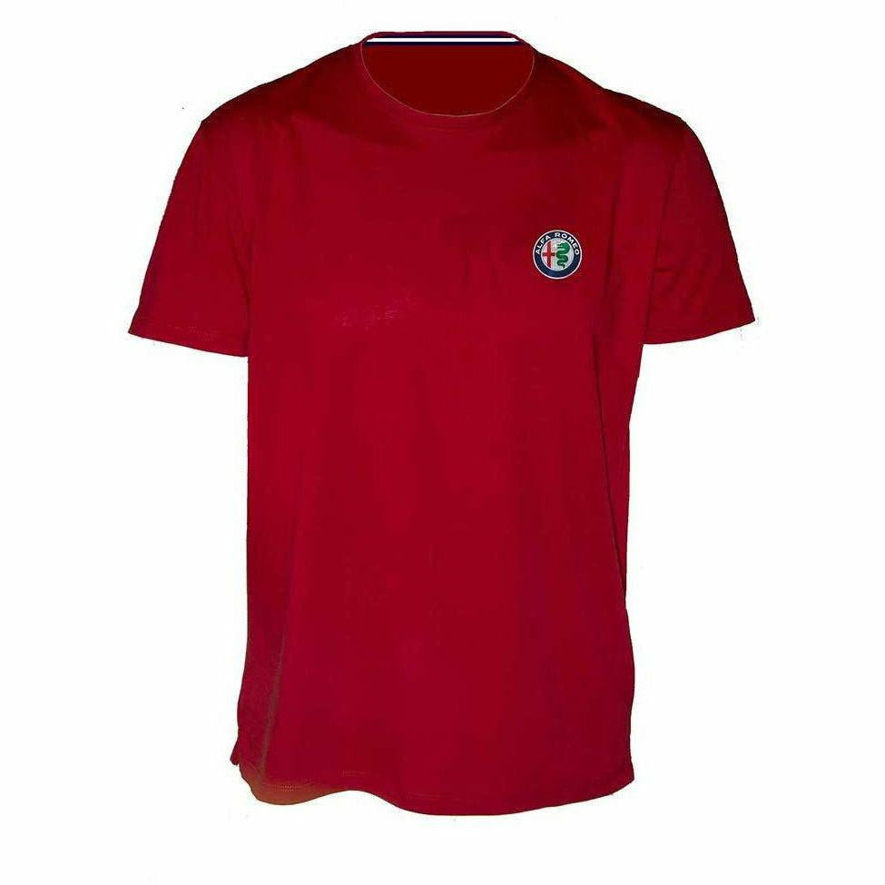 Alfa Romeo Racing F1 Men's Red T-Shirt