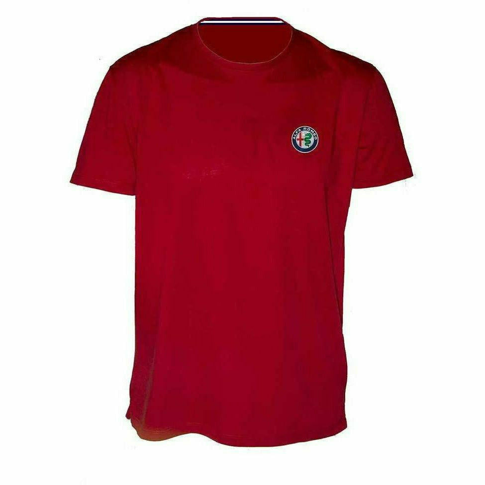 Alfa Romeo Kids Red Logo T-shirt
