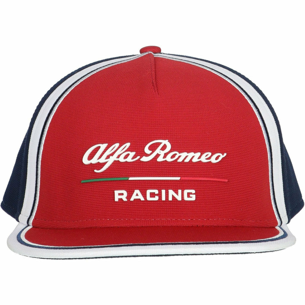 Alfa Romeo Racing F1 2019 Flatbrim Team Hat