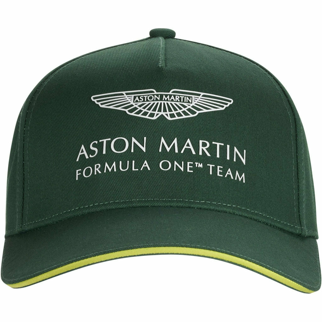 Aston Martin F1 2021 Team Hat- Green/Black