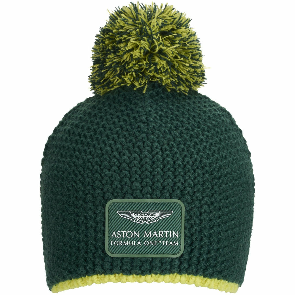 Aston Martin F1 2021 Team Beanie-Green