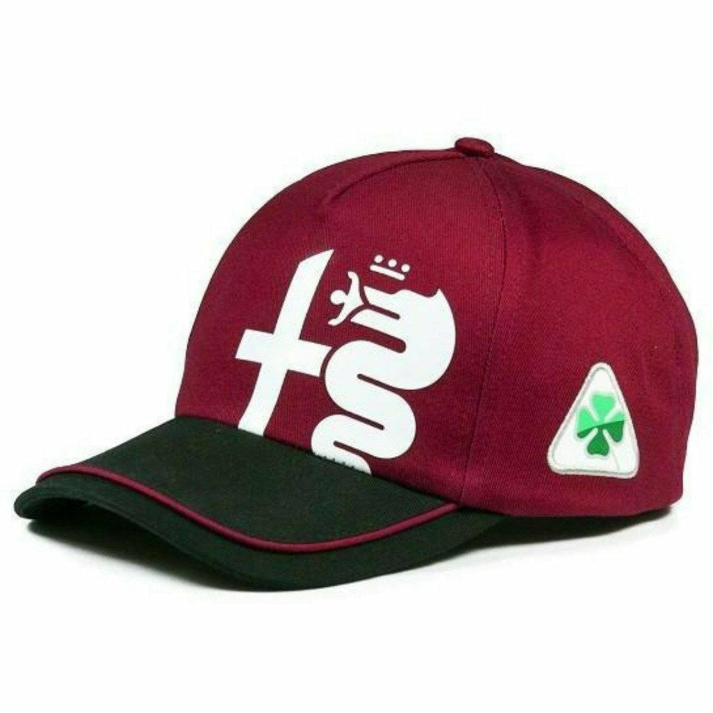Alfa Romeo Racing F1 Tribute Hat