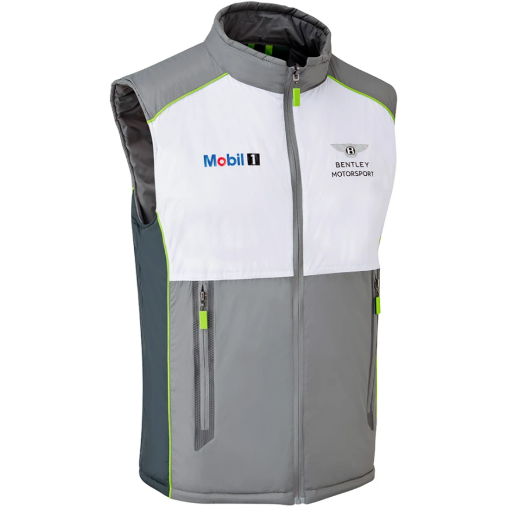 Bentley Motorsports Men's Team Reversible Vest