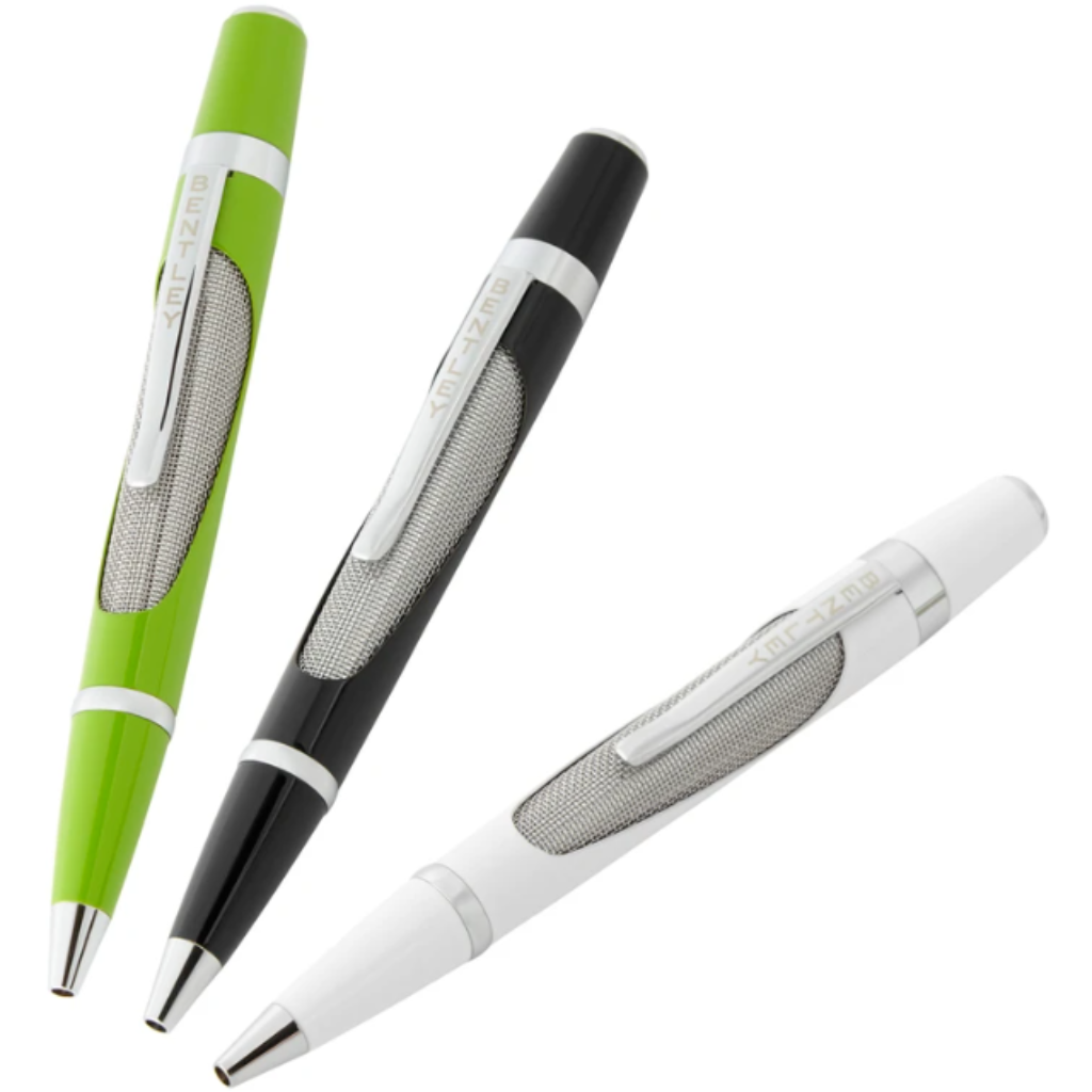 Bentley Motorsports Ballpoint Pen Green/White/Black