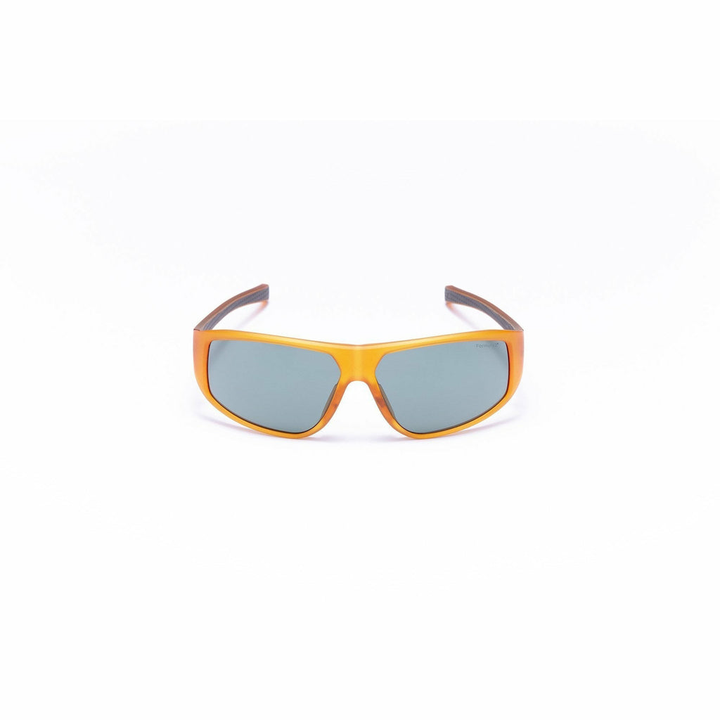 Formula 1 Eyewear Red Collection Speed Freak Orange Unisex Sunglasses-F1S1026
