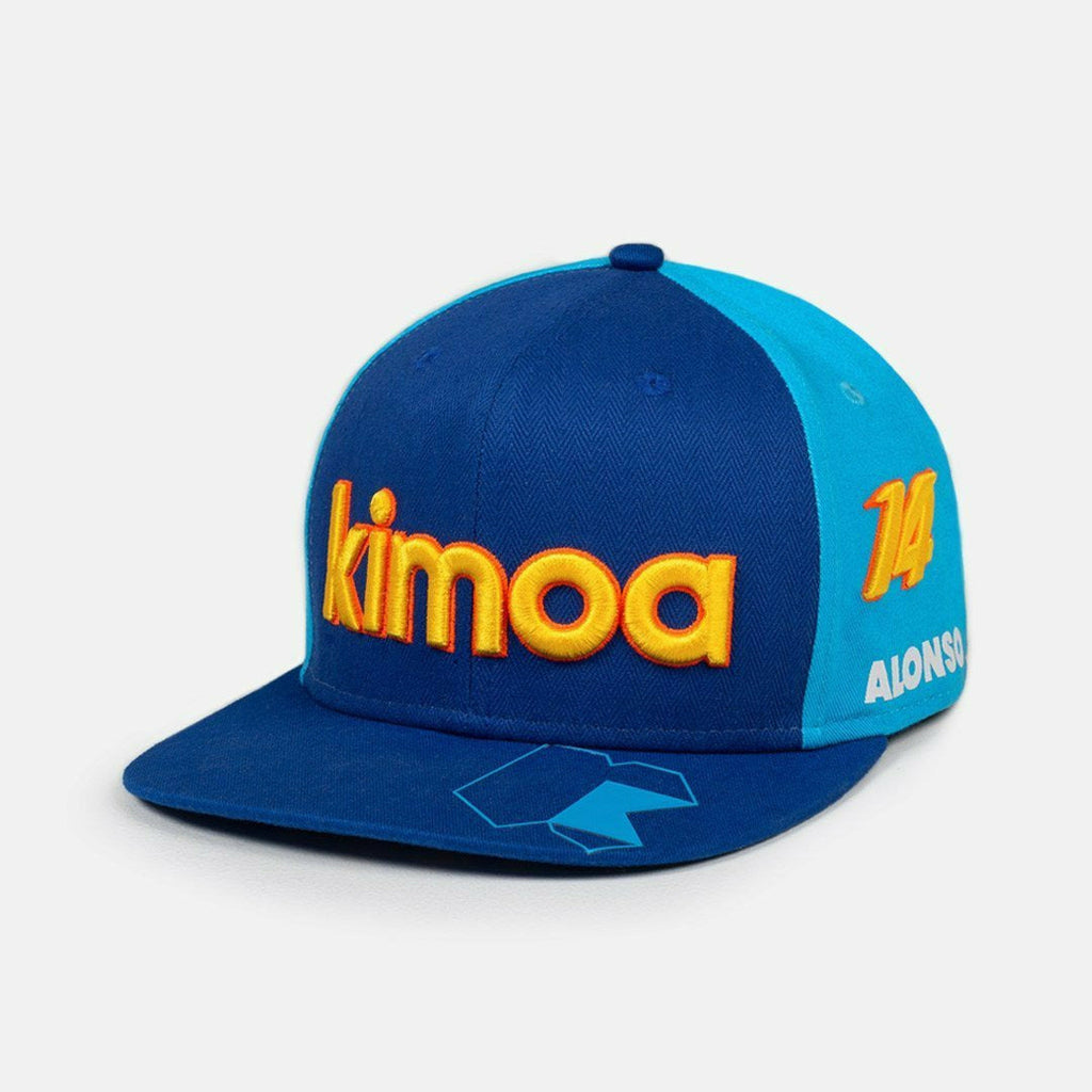 Kimoa Racing Fernando Alonso Memories Hat