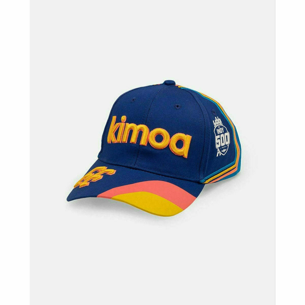 Kimoa Racing Indy 500 Fernando Alonso Hat