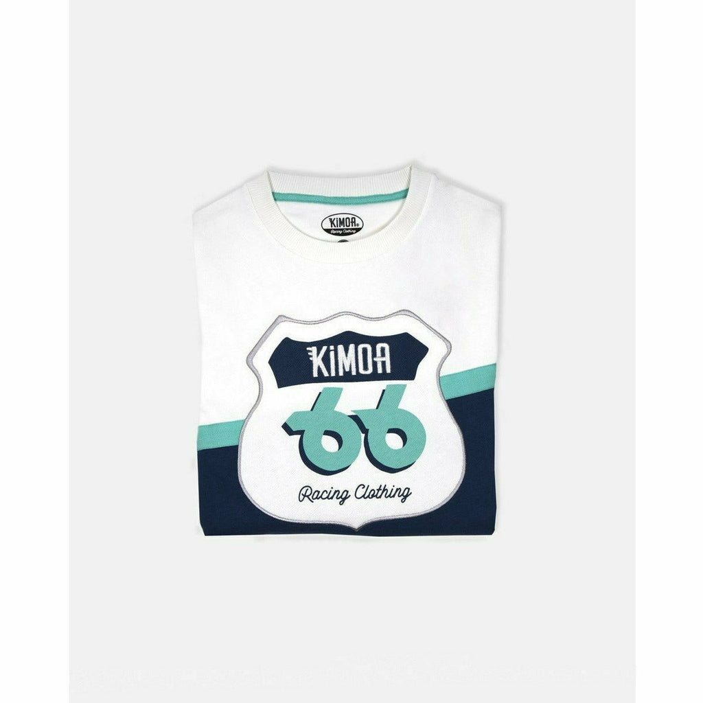 Kimoa Racing Indy 66 Men's Sweatshirt -Blue