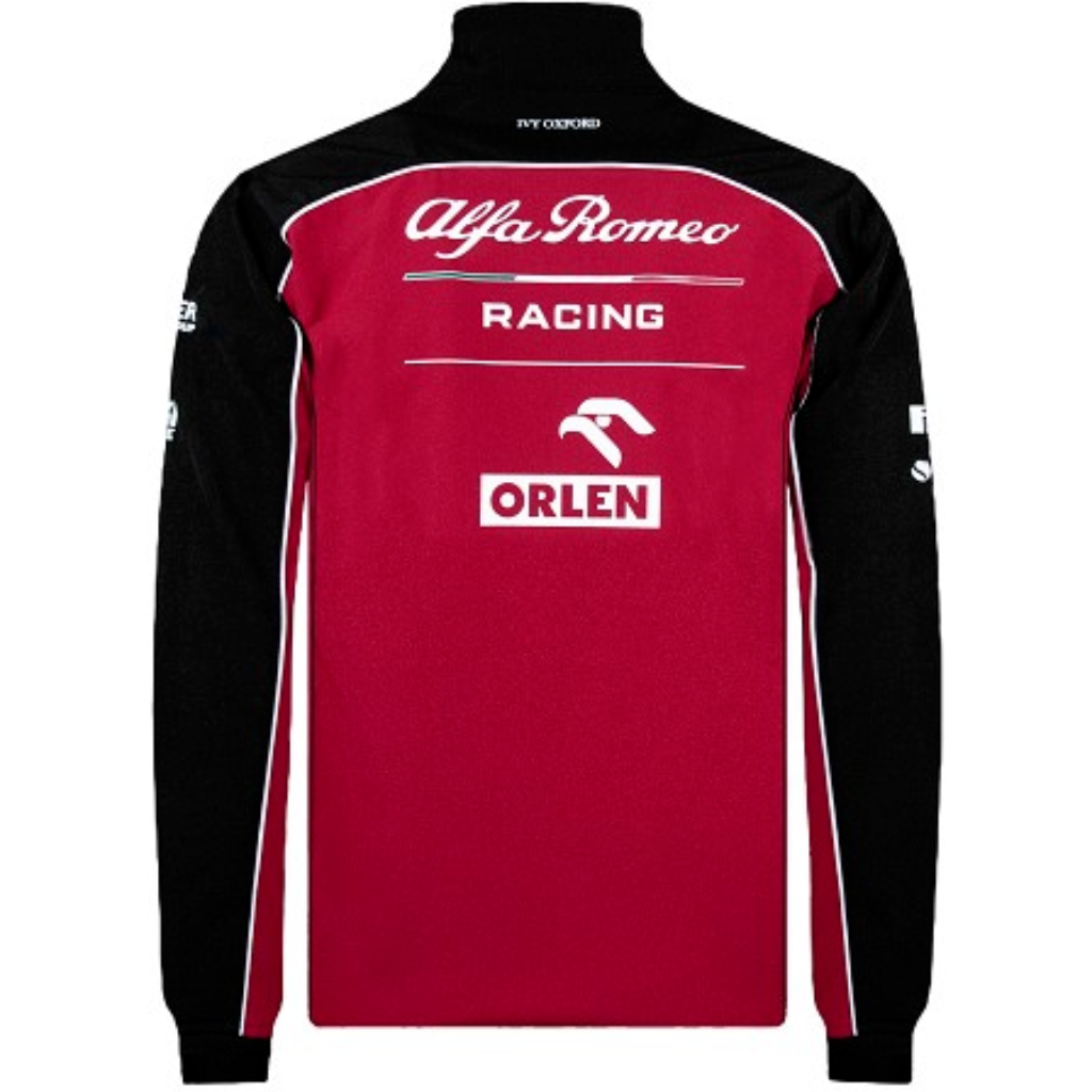 Alfa Romeo Racing F1 2020 Kids Team Softshell Jacket