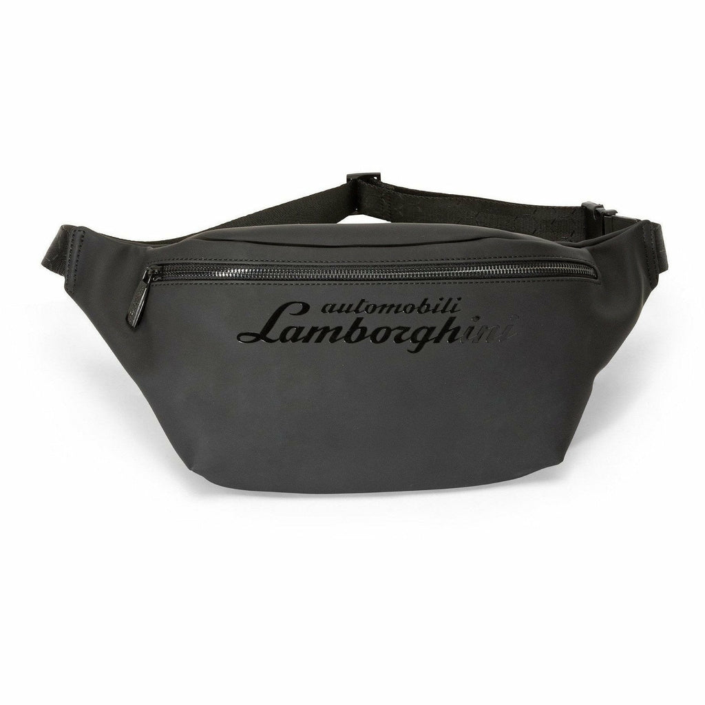 Automobili Lamborghini Belt Bag Pouch Black