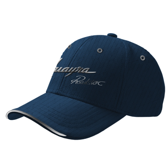 Pagani Huayra Roadster Hat Textured Blue