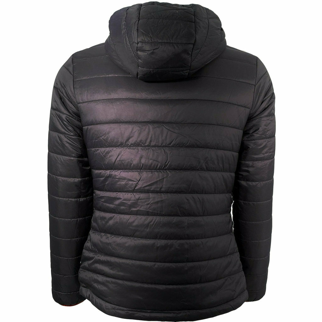 Alfa Romeo Racing F1 Men's Essential Quilted Jacket - Black
