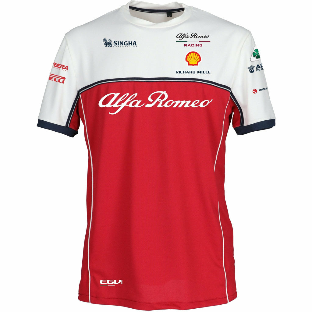 Alfa Romeo Racing F1 2019 Men's Team T-shirt