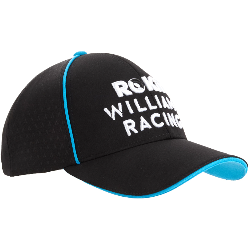 Rokit Williams Racing 2020 Team Hat Black/White
