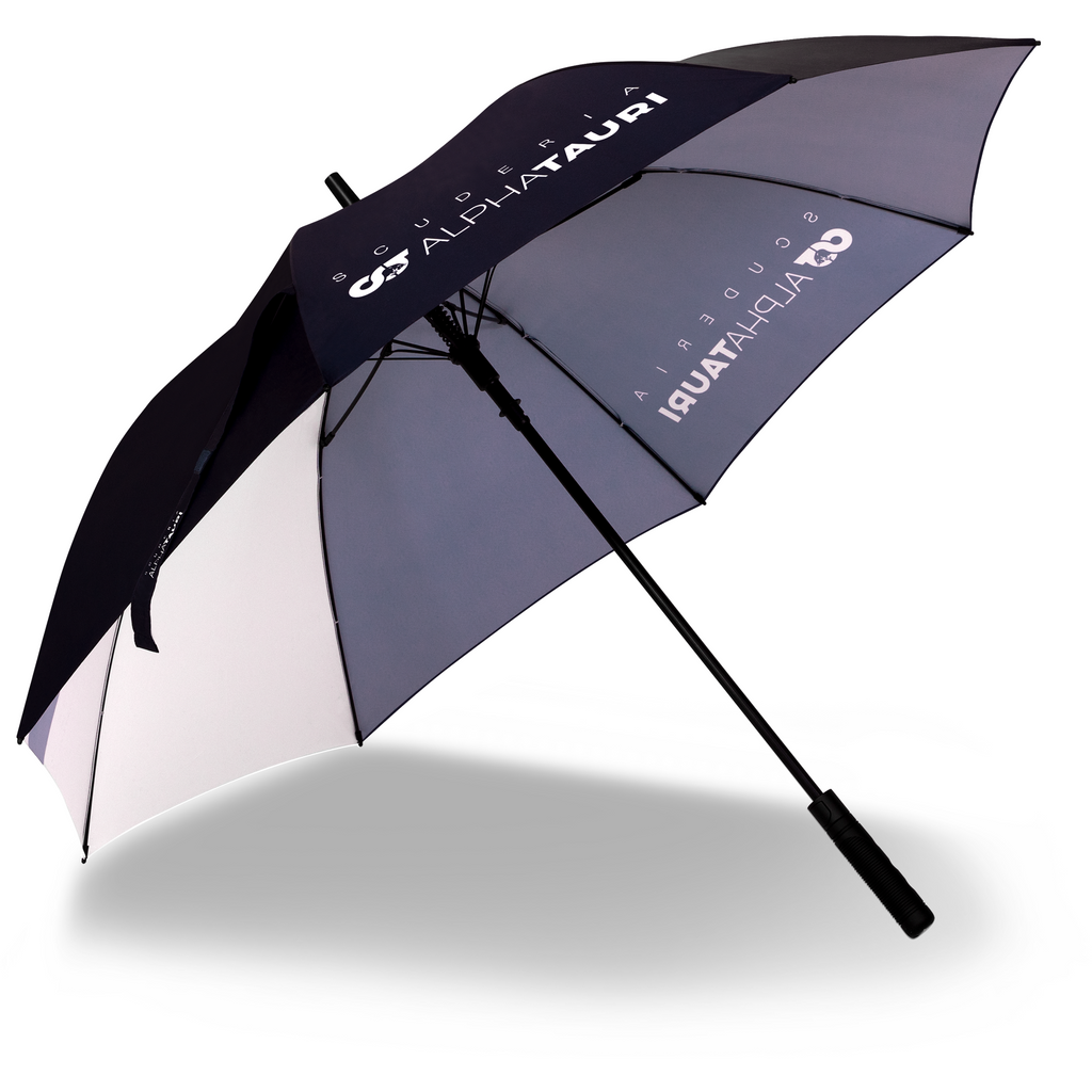 Scuderia AlphaTauri Large Umbrella-Navy