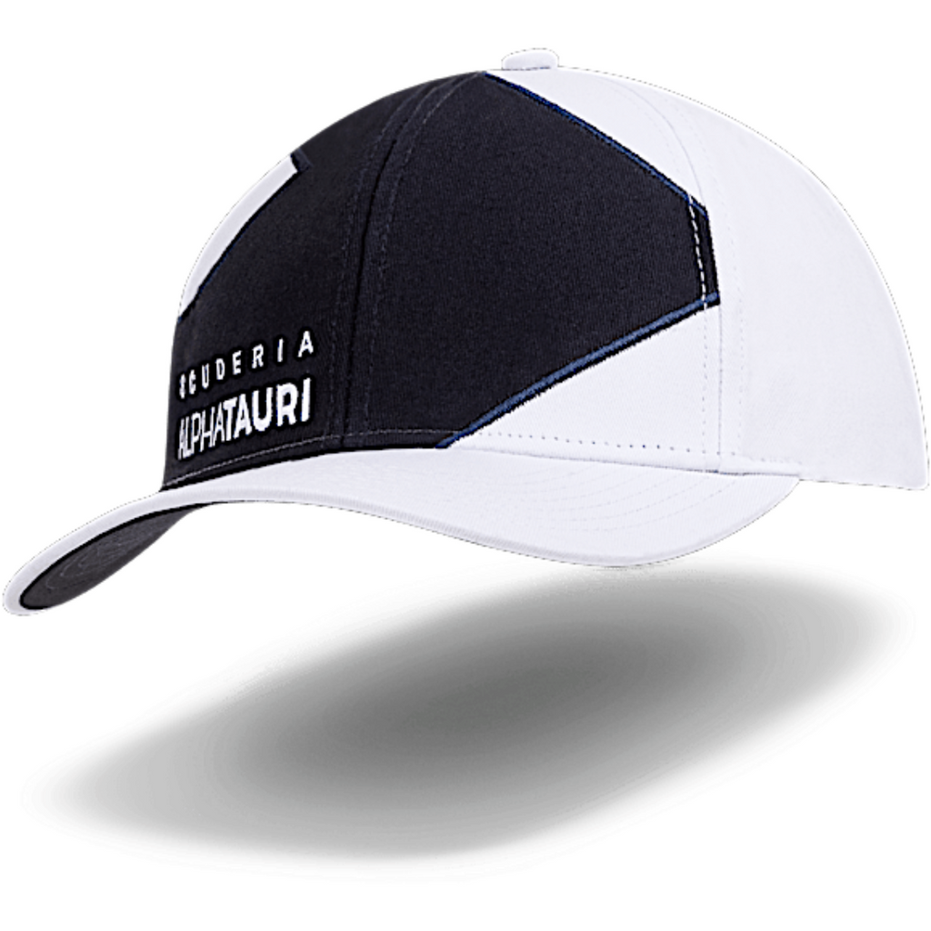Scuderia AlphaTauri 2021 Team Baseball Hat-White