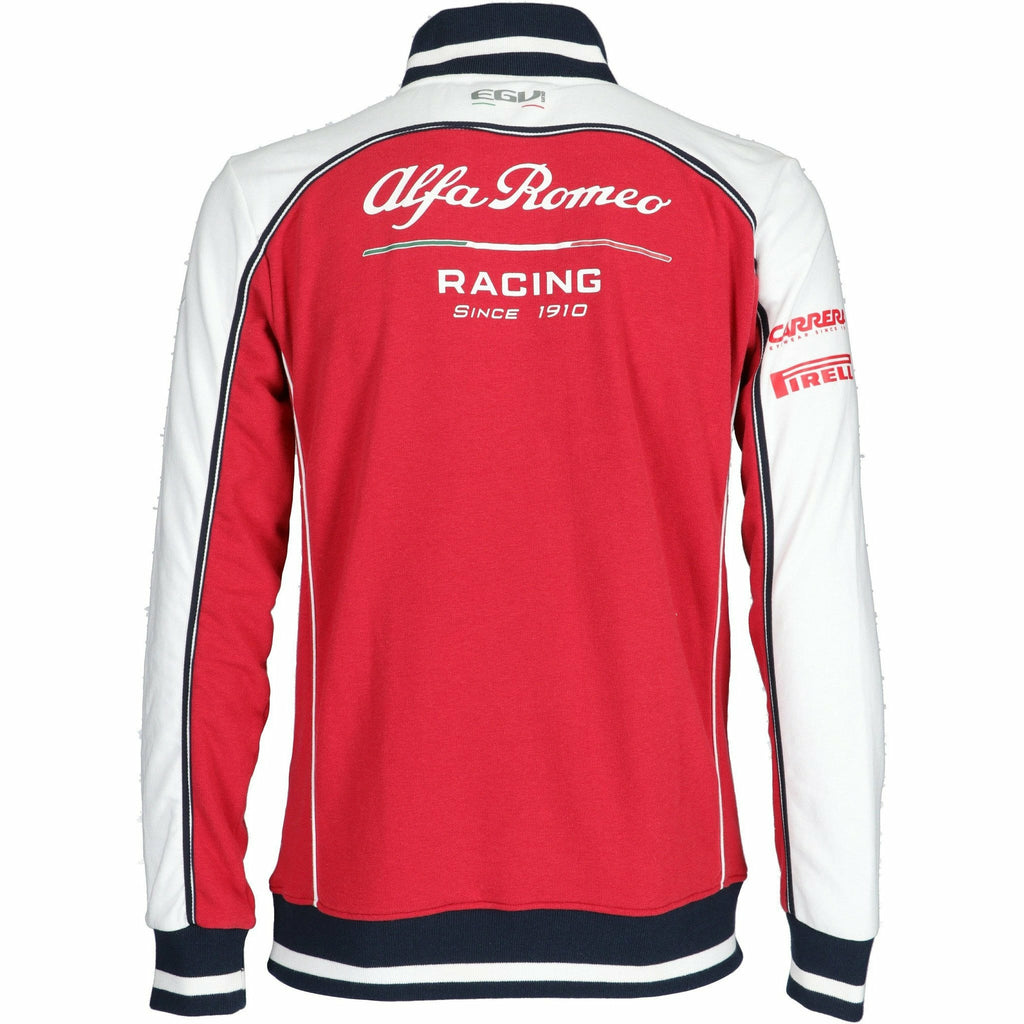 (PRE-ORDER) Alfa Romeo Racing F1 2019 Men's Team Technical Sweatshirt