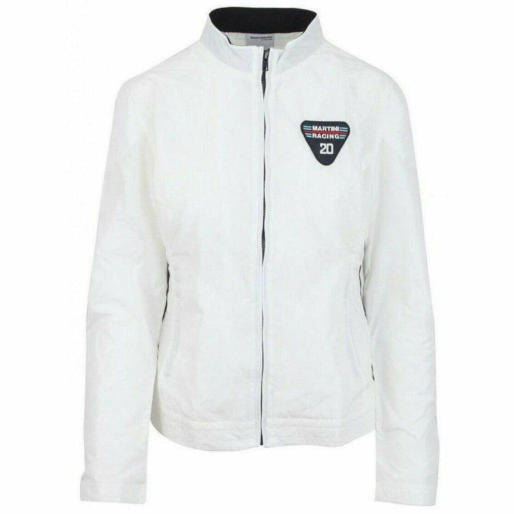 Porsche Women's Williams Martini Jacket-White