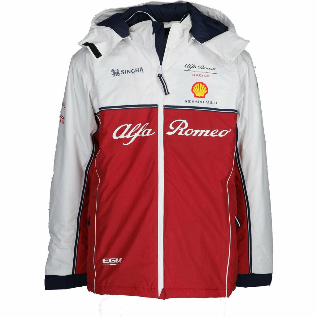 Alfa Romeo Racing F1 2019 Men's Team Winter Jacket