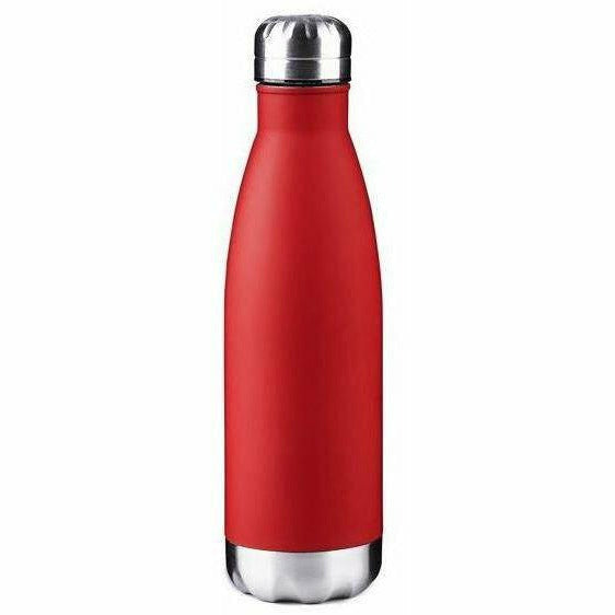 Scuderia Ferrari 2019 F1 Water Bottle Red