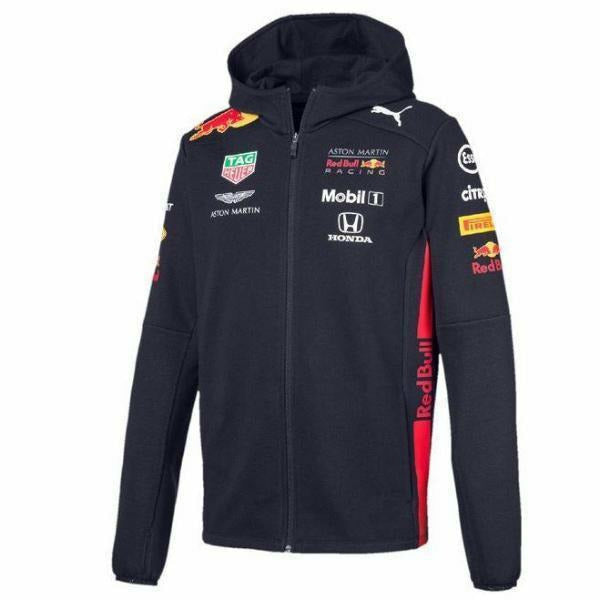 Red Bull Racing 2019 F1 Team Zip Hoodie