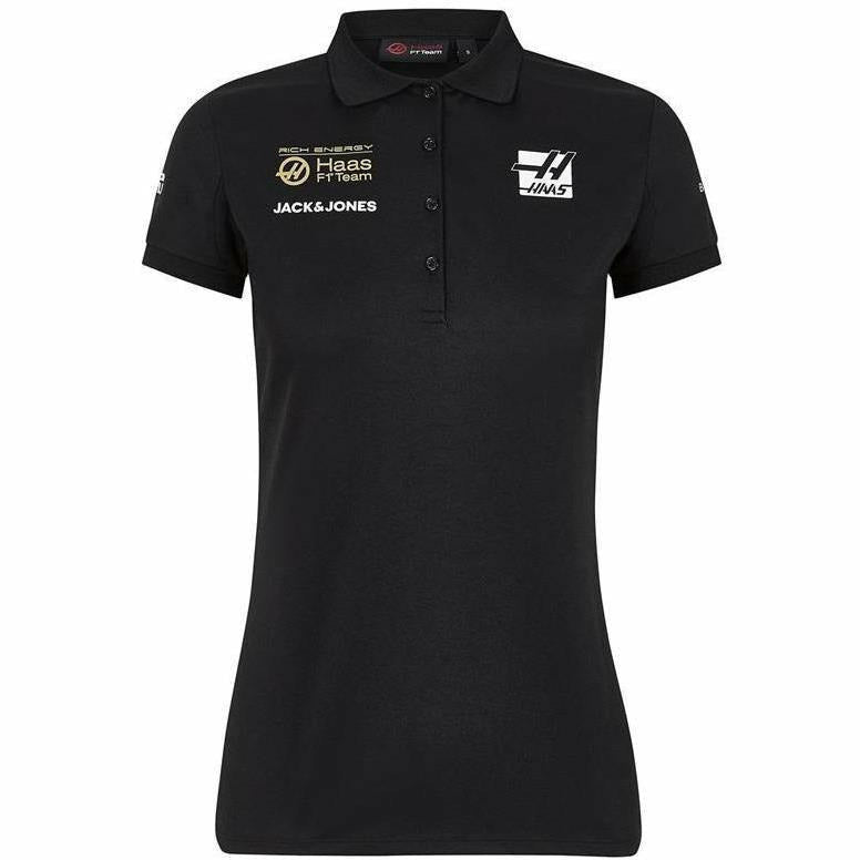 Rich Energy Haas 2019 F1 Women's Team Polo Black