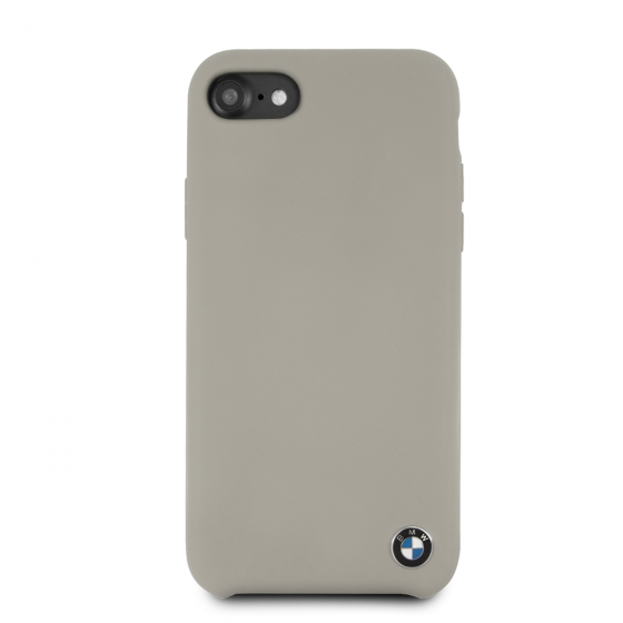 BMW TAUPE SILICONE HARD CASE