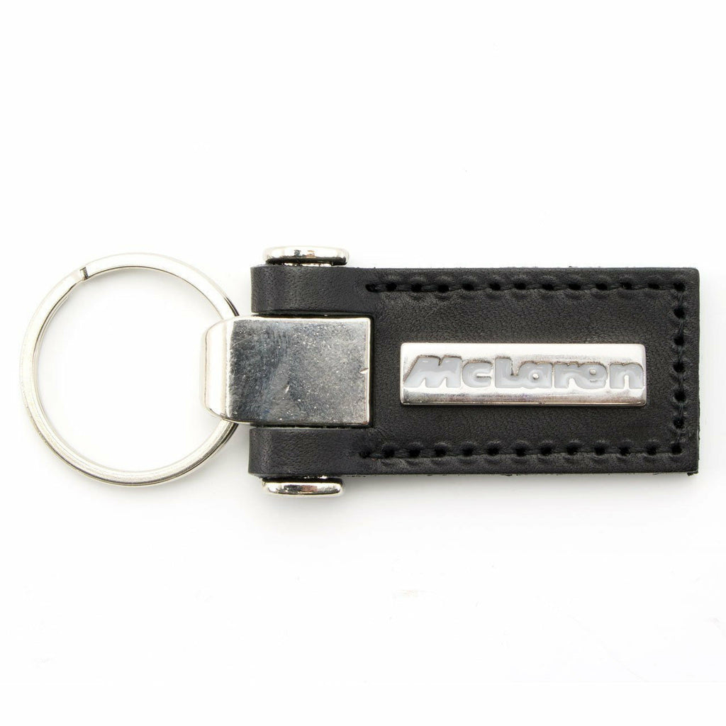 Ayrton Senna McLaren World Champion Keyring