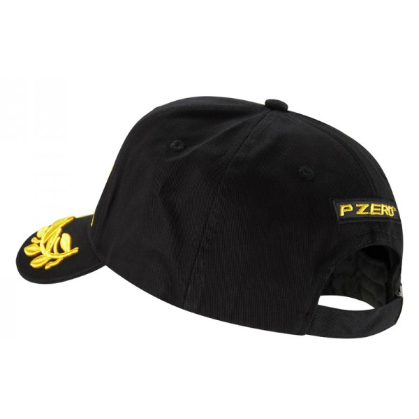 Pirelli Podium 1st Place Hat Black
