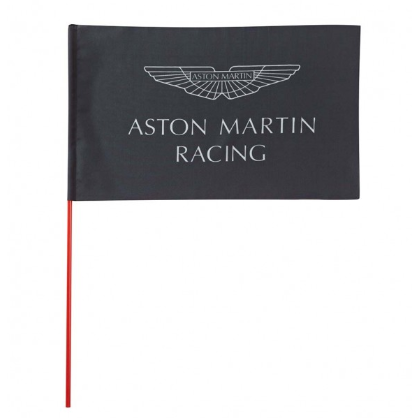 Aston Martin Racing Team Hand Flag Edit | View