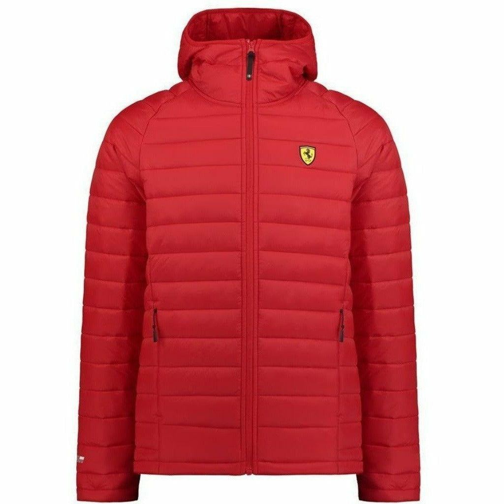 Scuderia Ferrari Formula 1 Men's 2018 Red Padded Jacket