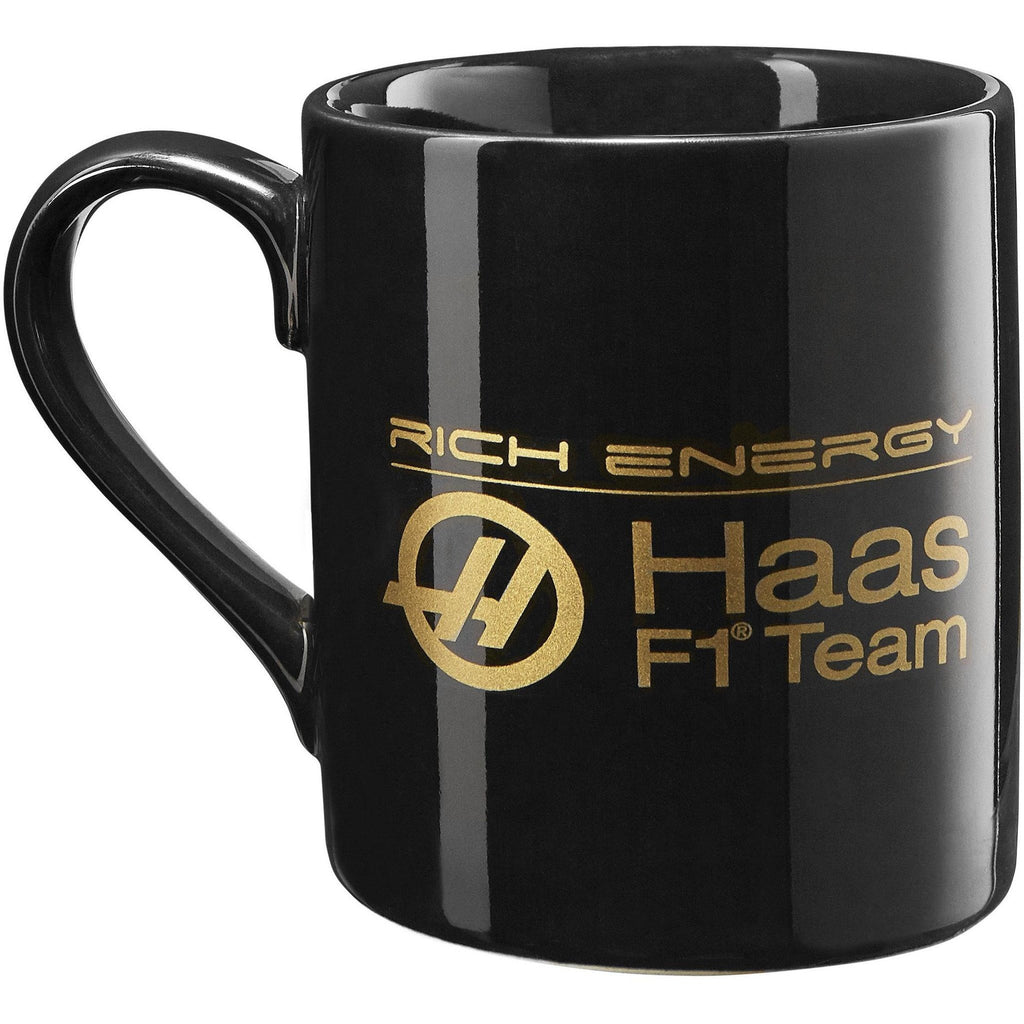 Rich Energy Haas F1 Black Mug