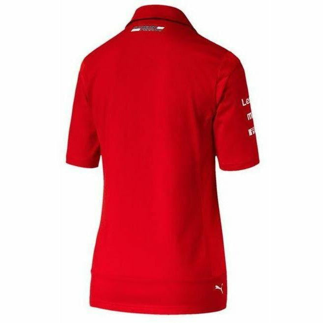 Women's Scuderia Ferrari 2019 F1 Team Polo Shirt