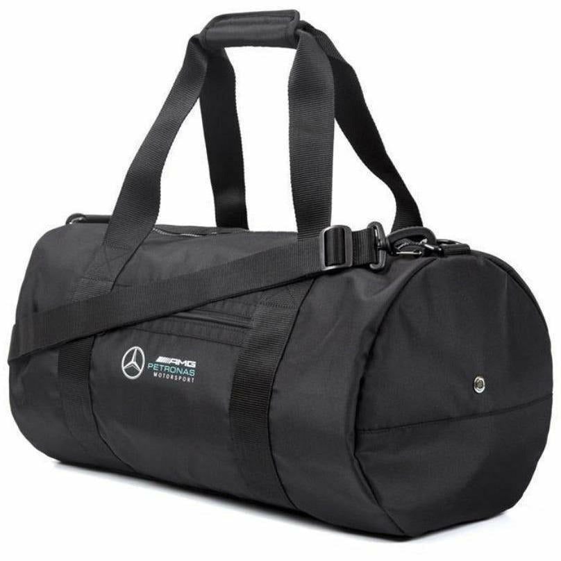 Mercedes Benz AMG Petronas Formula 1 2018 Black Sports Bag