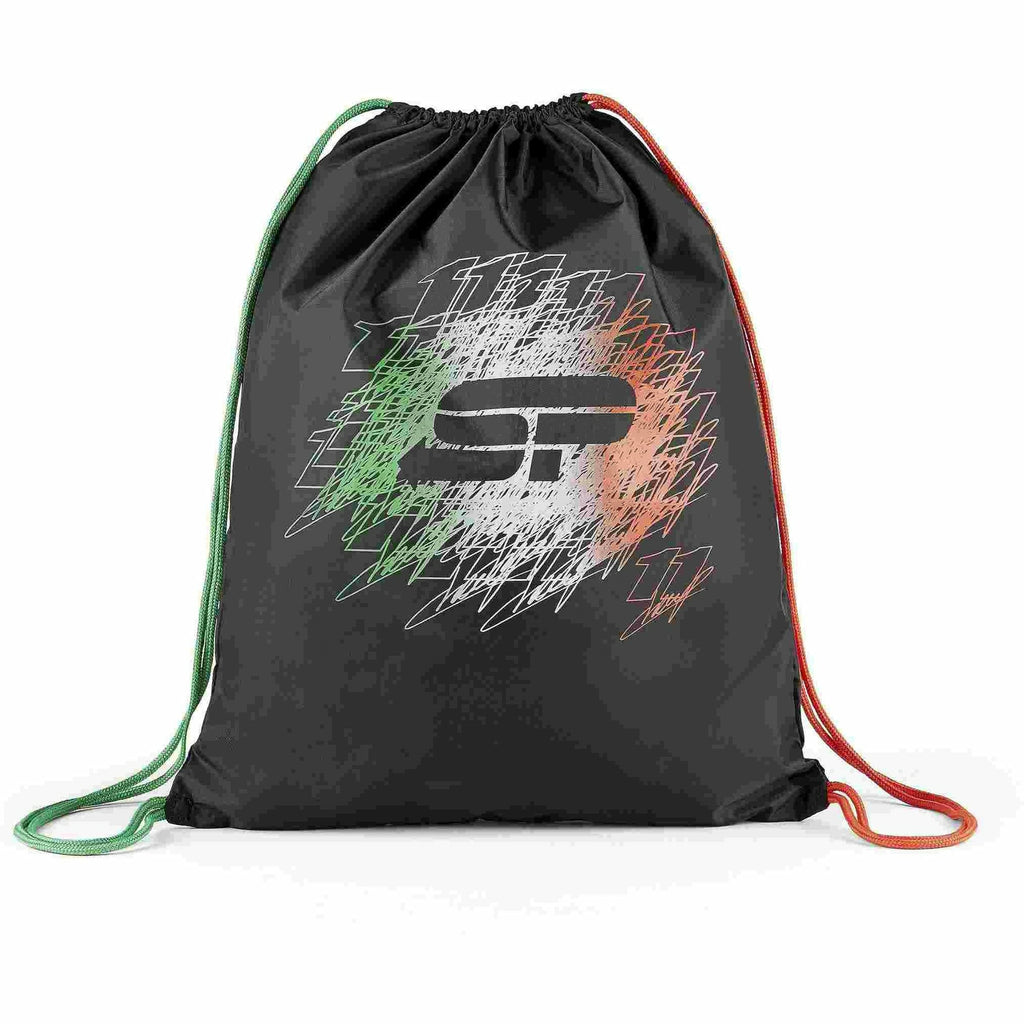 "Sahara Force India Formula 1 Sergio ""Checo"" Perez Black Logo Pullbag"