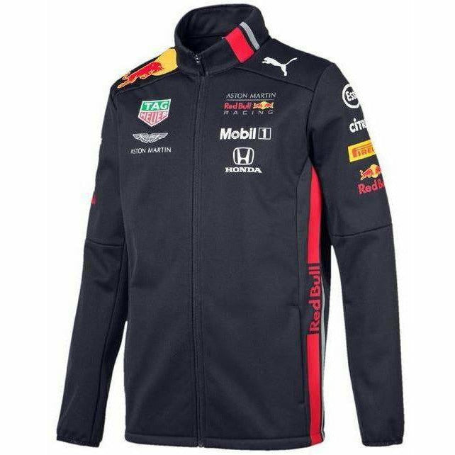 Red Bull Racing 2019 F1 Team Softshell Jacket