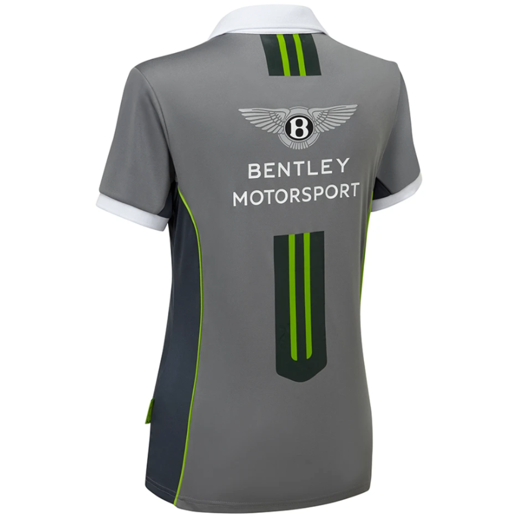 Bentley Motorsports Women's Team Polo Shirt