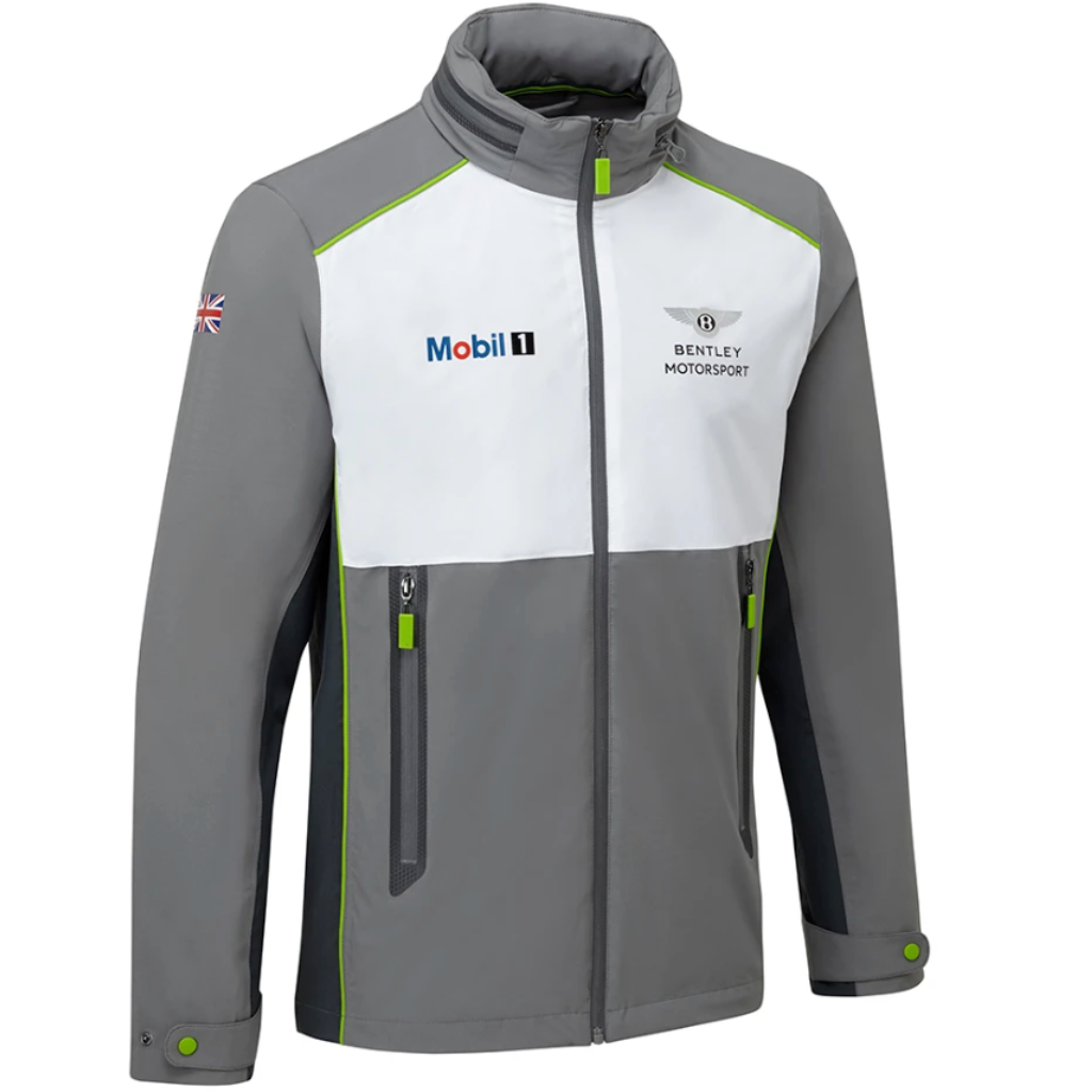 Bentley Motorsports Men's Team Lightweight Jacket