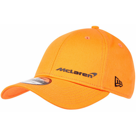McLaren Renault 2018 New Era 9Forty Essentials Papaya Baseball Hat