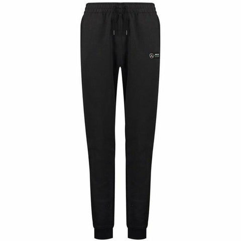Mercedes Benz AMG Petronas Formula 1 Men's Black 2018 Sweatpants
