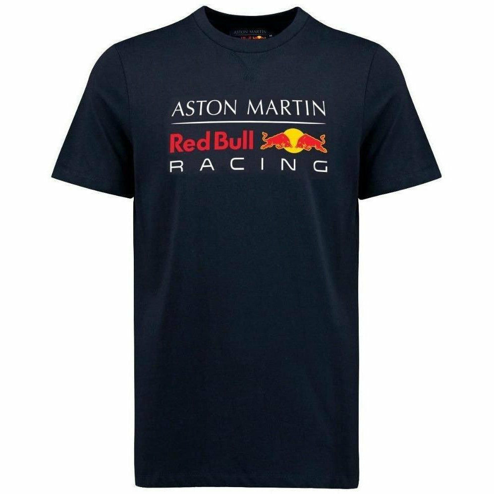 Red Bull Racing Formula 1 Men's Blue Authentic 2018 T-Shirt F1